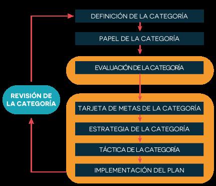 Modelo ECR, Gestión por Categoría, Category Management