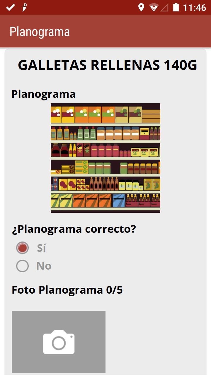 planograma en tecnología